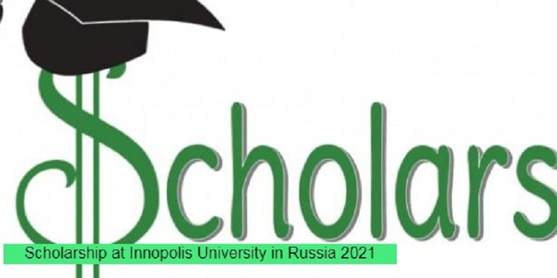 Scholarship at Innopolis University in Russia 2021: (Deadline 1 May 2021)