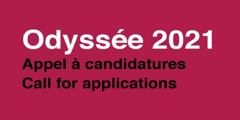 Apply for the Odyssée Artist-in-Residency Program 2021: (Deadline 29 May 2021)