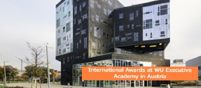 International Awards in Austria 2021: (Deadline 15 June 2021)
