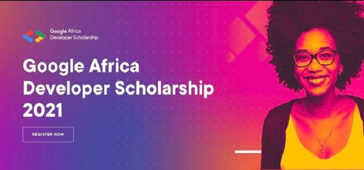 Google Africa Developer Scholarship 2021 for Software Developers: (Deadline Ongoing)
