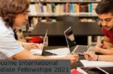 Wellcome International Intermediate Fellowships 2021: (Deadline 29 June 2021)