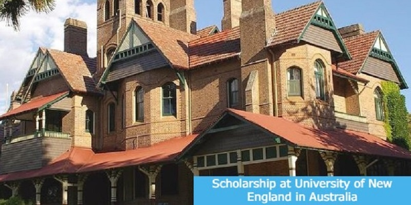 Scholarship at University of New England in Australia: (Deadline Ongoing)
