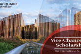 Macquarie University Vice-Chancellor's International Scholarship 2021 for African Women in STEM: (Deadline Ongoing)