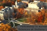 Fellowship in Korean Social Sciences at Indiana University: (Deadline 30 April 2021)