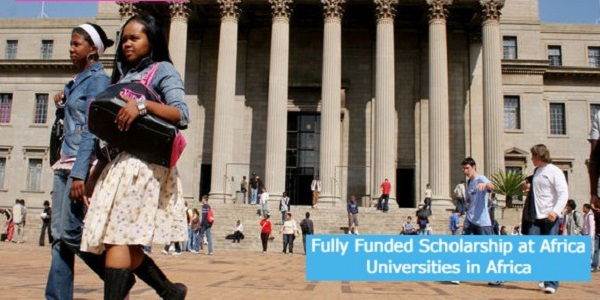 Fully Funded Scholarship in Africa: (Deadline 21 May 2021)