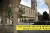 Fully Funded Scholarship in Australia: (Deadline 23 June 2021)