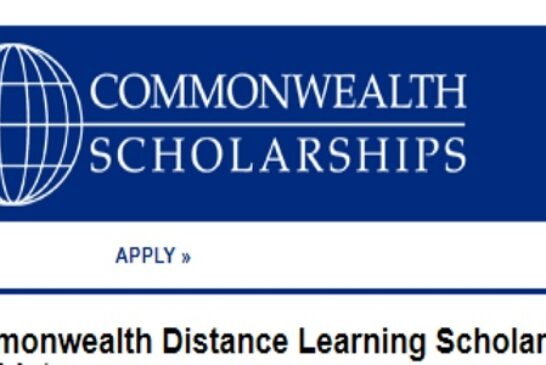Commonwealth Distance Learning Scholarships for Developing Commonwealth Countries: (Deadline 26 April 2021)
