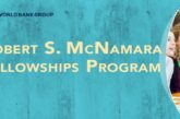 Robert S. McNamara Phd Research Fellowships: (Deadline 30 April 2021)