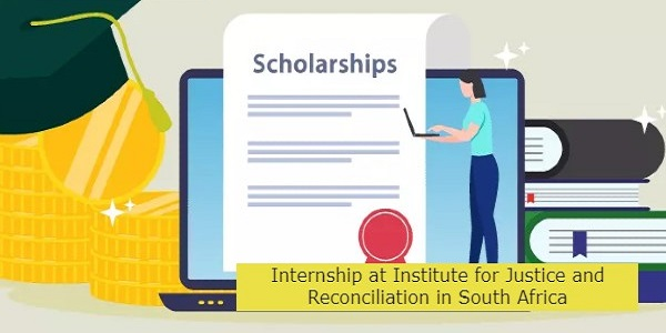 Internship at Institute in South Africa: (Deadline 20 April 2021)
