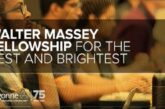 Walter Massey Fellowship 2021: (Deadline 2 June 2021)