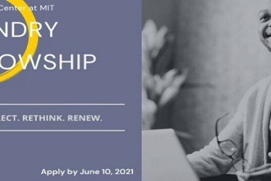 Legatum Center at MIT Foundry Fellowship 2021 for Africa-based Founders (Fully-funded): (Deadline 20 May 2021)