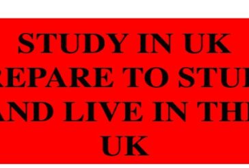 Study and Live in the UK || Apply For 2021/2022: (Deadline Ongoing)
