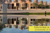 Scholarship at Qatar University in Qatar: (Deadline 8 June 2021)