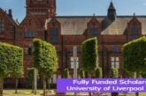 Fully Funded Scholarships in the UK: (Deadline 31 May 2021)