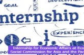 Internship for Economic Affairs at Economic and Social Commission for Asia and the Pacific in China: (Deadline 5 November 2021)