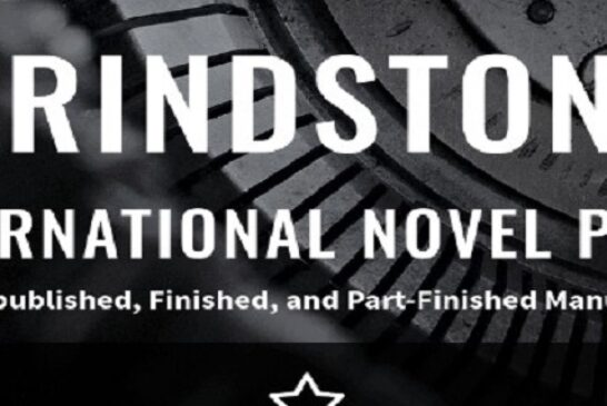 The Grindstone Novel Prize 2021: (Deadline 16 December 2021)
