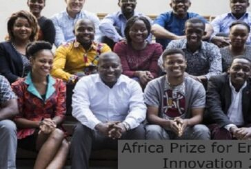 Africa Prize for Engineering Innovation 2021: (Deadline 20 June 2021)