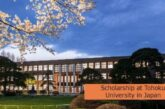 Scholarship at Tohoku University in Japan: (Deadline 1 July 2021)
