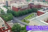 Scholarship at Zhengzhou University in China: (Deadline 31 May 2021)