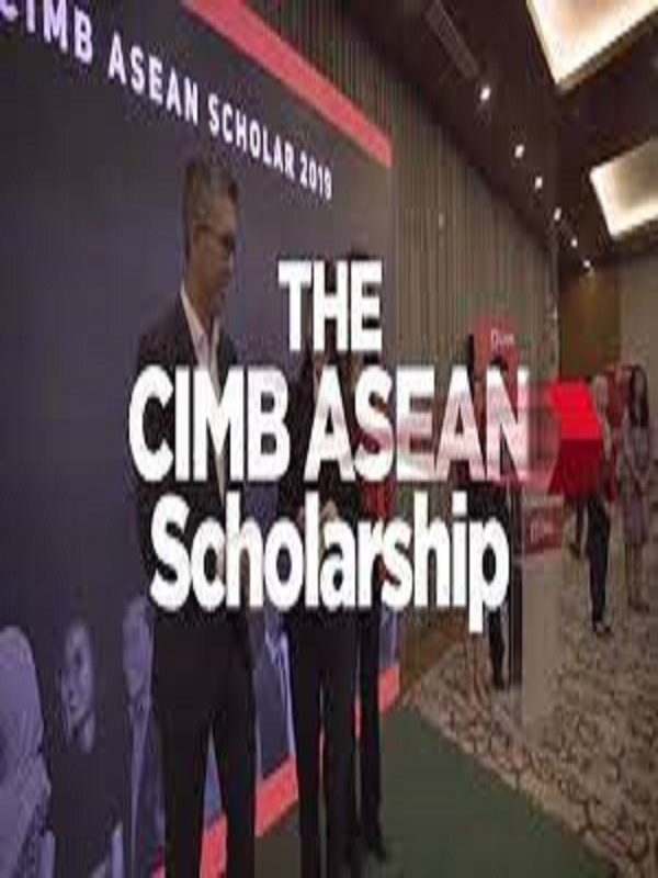 CIMB ASEAN Scholarship 2021 – Fully Funded Deadline :( 30 June 2021)