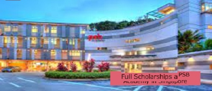 Full Scholarships at PSB Academy in Singapore: (Deadline 31 July 2021)