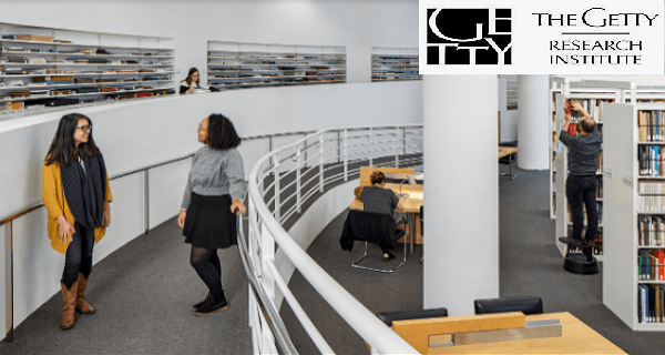 Getty Foundation 2021 Scholar Grants for International Senior Researchers (USA)