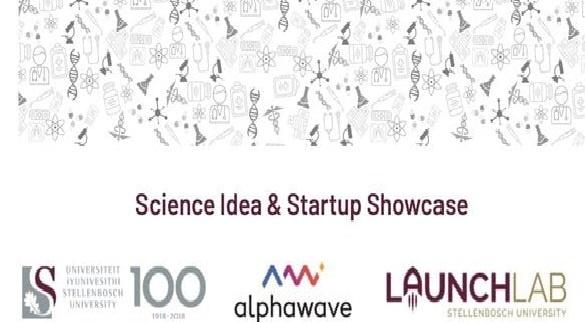 Stellenbosch University LaunchLab Science Idea & Startup Showcase 2021 for science ideas & startups. ( $ 7 000 in prize money)