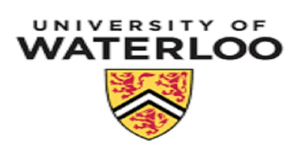 University of Waterloo Canada 2021 Graduate Scholarship: (Deadline Ongoing)