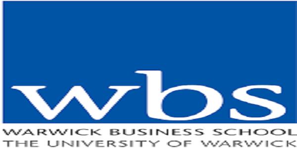 Warwick Business School 2021-2022 Scholarship Program for Postgraduate Students: (Deadline 1 September 2021)