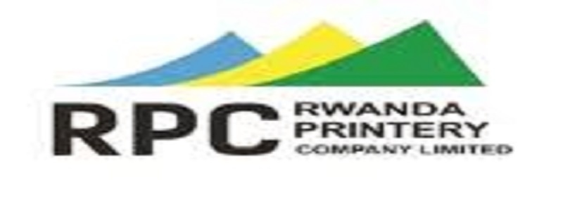 3 Job Positions at Rwanda Printery Company Ltd: (Deadline 20 August 2021)