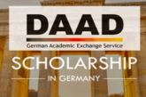 2022 DAAD Scholarship in Germany- Fully Funded: (Deadline 15 October 2021)