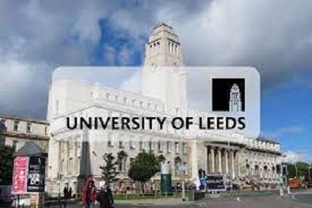 University of Leeds 2021 John Gilbert Vause Memorial International Scholarship in the UK