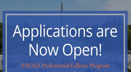 Fully Funded YSEALI Professional Fellows Program || Apply Now: (DeadlineOngoing)