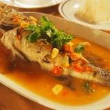 観光客向けの有名シーフードレストラン 〜Savoey Restaurant ::タイ・パトンビーチ