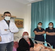 Mardin'de ilk kapalı artroskopik ameliyat