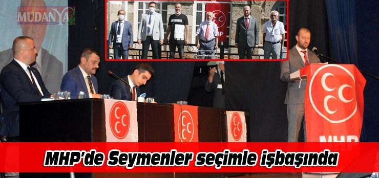 MHP Mudanya'da tek listeli kongre