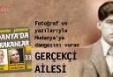Fotoğraf ve yazılarıyla Mudanya'ya damgasını vuran GERÇEKÇİ Ailesi