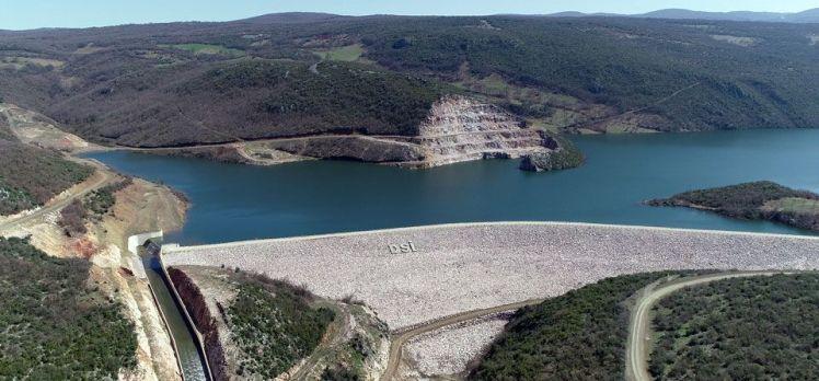 Bursa Yenişehir Çiçeközü Göleti tamamlandı