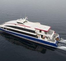 Bursa'dan İstanbul deniz ulaşımına 'kısmi' devam