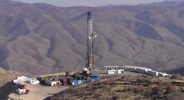 Siirt'te 12 kuyudan petrol çıkarıldı