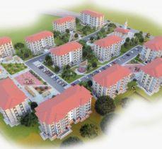 TOKİ'den Bursa Yıldırım'a yeni konut projesi
