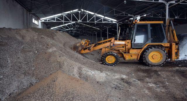 Akasaray Belediyesi'nin kar hazırlıkları tamam