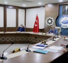 Aksaray Üniversitesi'nde 'kişisel veri gizliliği' toplantısı