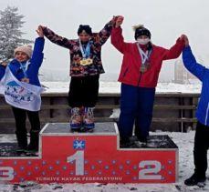 Sivas'ta kayak sporunda olimpik sporcular yetişiyor