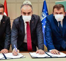 Bursa  Tarım AŞ'de toplu sözleşme sevinci