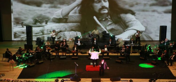 Denizli'de Barış Manço'ya online anma