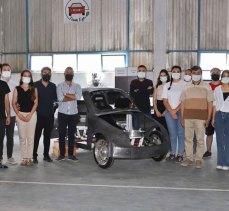 İzmir'de gençlerin 'Efe' başarısı