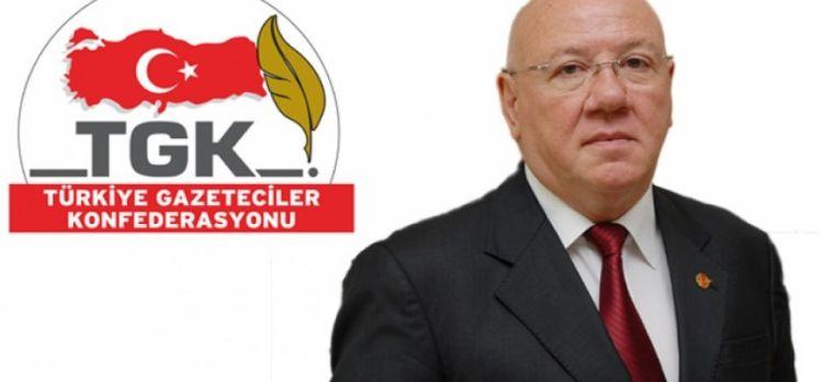 """TGK Genel Başkanı: """"Uğur Mumcu'nun idealleri yaşatılıyor"""""""