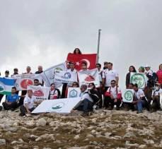 Bursa Osmangazi'de 'zafer' tırmanışı