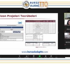 Bursa Uludağ TTO'da tecrübe paylaşımı